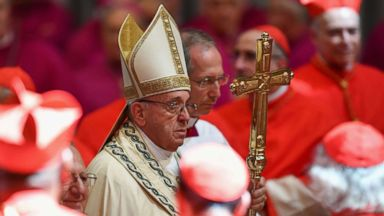 14 new cardinals appointed at the Vatican by Pope Francis