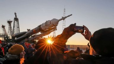 International Space Station likely to be temporarily abandoned if Russian rocket fails