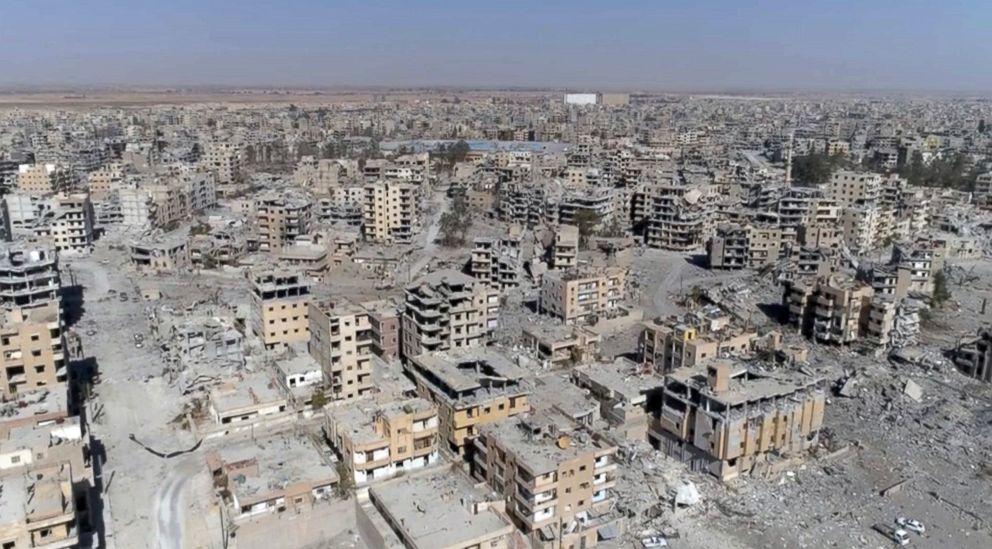 Syrien Raqqa