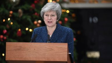 Theresa May survives crucial no-confidence vote amid Brexit uncertainty