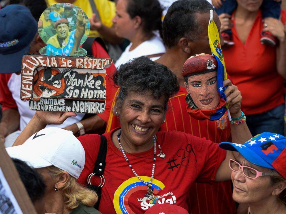 Chavez routs opposition in move to rewrite Venezuelan constitution