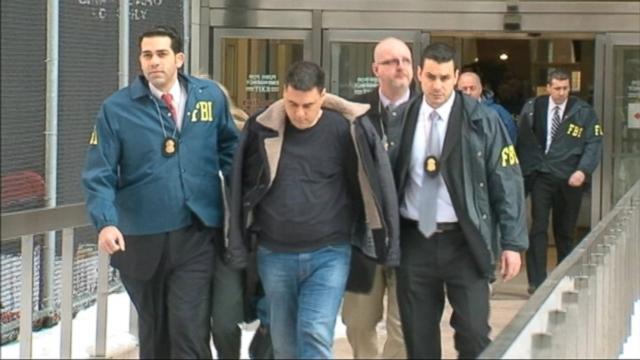 Fbi Italy Target Mafia Drug Trafficking Video Abc News