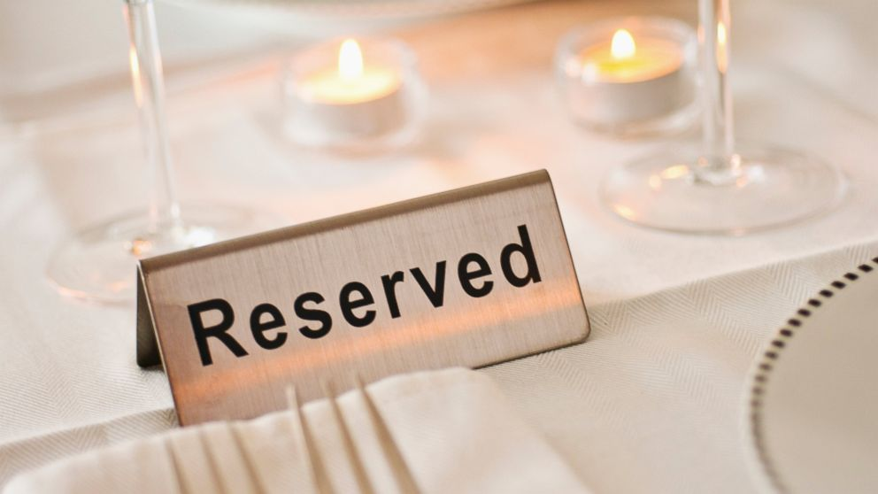 Resy Charges Users For Dinner Reservations Abc News