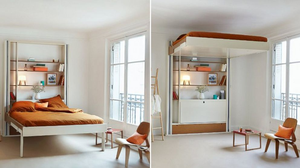 Elevator Beds Save Space Look Cool Abc News