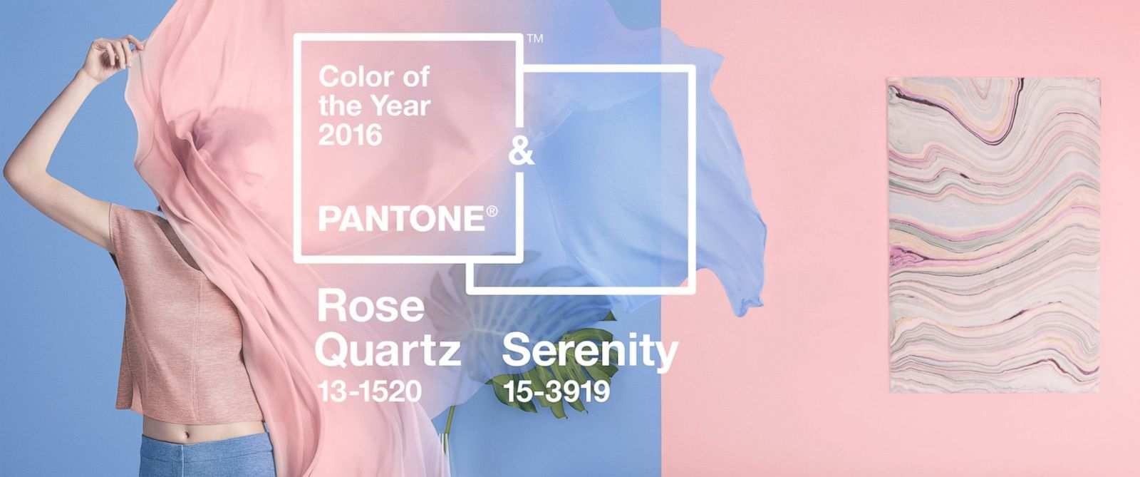 Pantone Color of the Year 2016 Is Blend of Serenity and ...