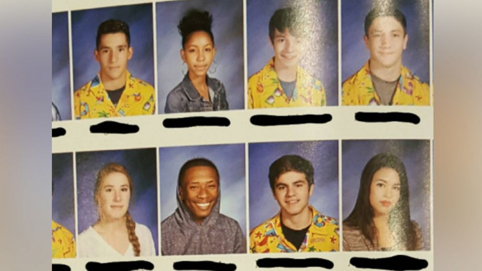 Teen Convinces Nearly 60 Students To Wear Same Hawaiian