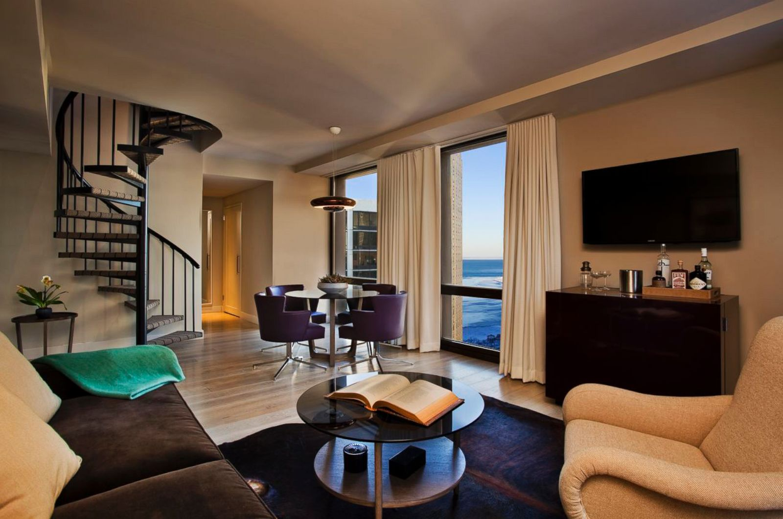 Hotel Suite Of The Week Penthouse Suite At The Thompson