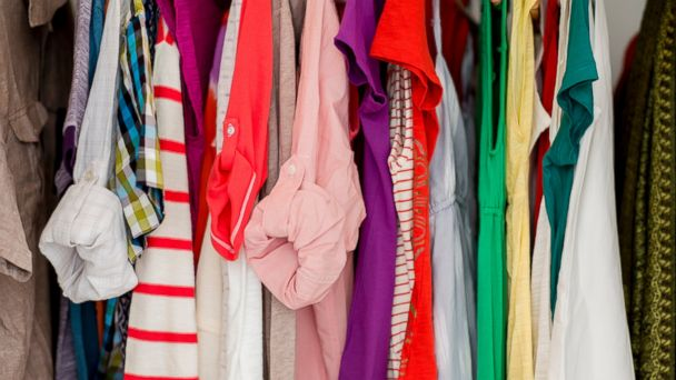 Spring Cleaning Tips Closet