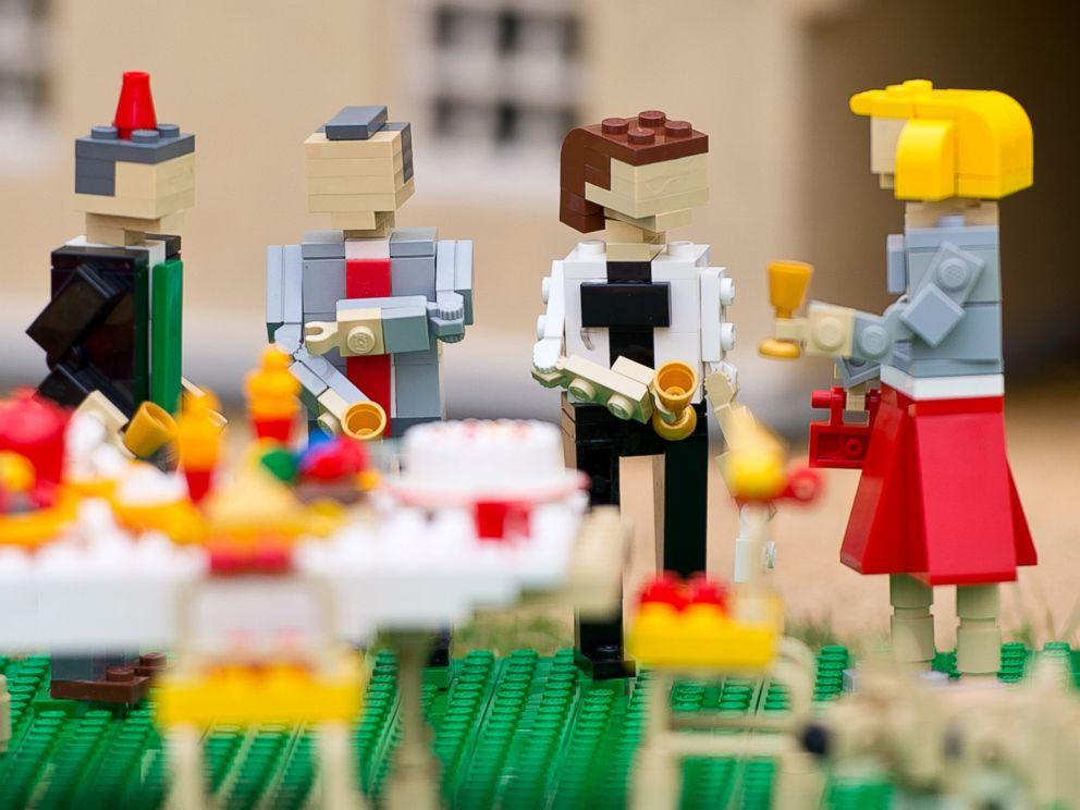 Legoland Creates Prince George's First Birthday Party ...
