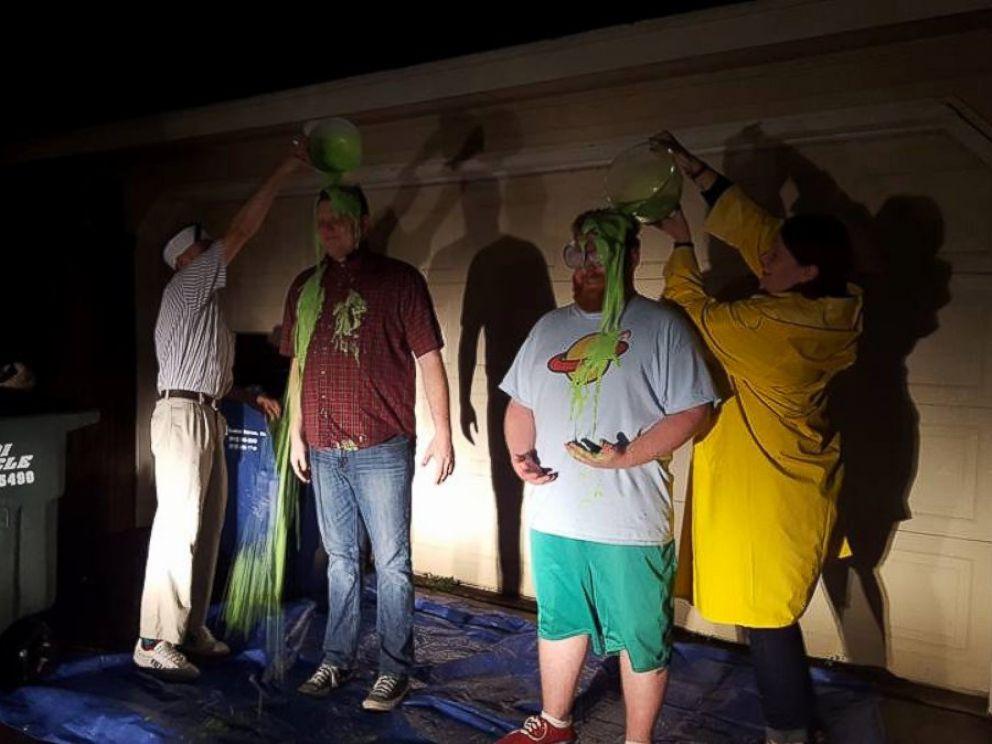 Man Has Epic Nickelodeon Themed Throwback 31st Birthday