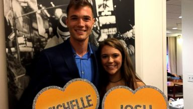 Tinder couple whose 3 years of messages went viral meet for 1st time