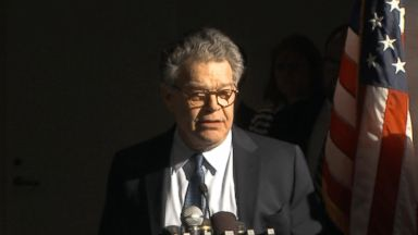 Al Franken vows 'to be much more careful' in wake of sexual misconduct allegations