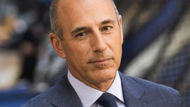 Matt Lauer responds to allegations of 'inappropriate sexual behavior'