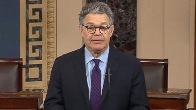 Women speak out after Sen. Al Franken's resignation announcement