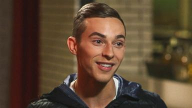 Adam Rippon on giving himself the title of 'America's sweetheart'