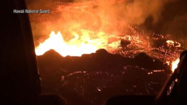 23 injured as lava bomb hits tour boat in Hawaii