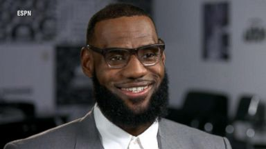 Lebron James on why new school is one of his proudest achievements yet