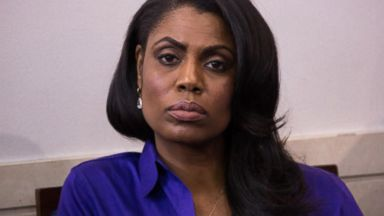 Trump responds to Omarosa after she releases audio she says is of the president