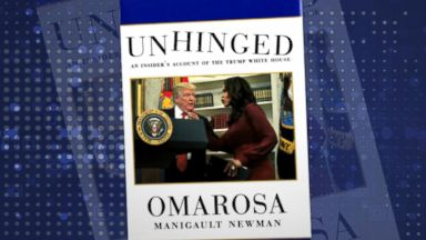 Omarosa says Trump trying to 'silence' her as campaign files arbitration against her