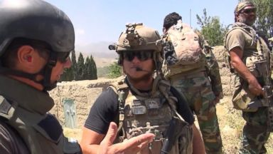 Inside Afghanistan: On the ground with US troops