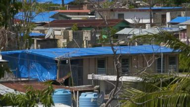 One year after Maria: On the ground in Puerto Rico as recovery efforts continue