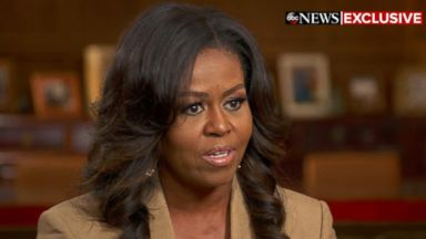 Michelle Obama on her marriage, husband's grueling campaign
