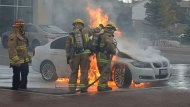 Mysterious BMW fires continue amid calls for investigation