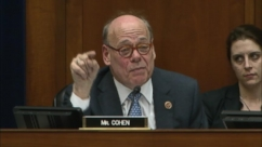 VIDEO: US Rep. at Hearing: 'People Don't Smoke Marijuana and Beat Up Their Wives'