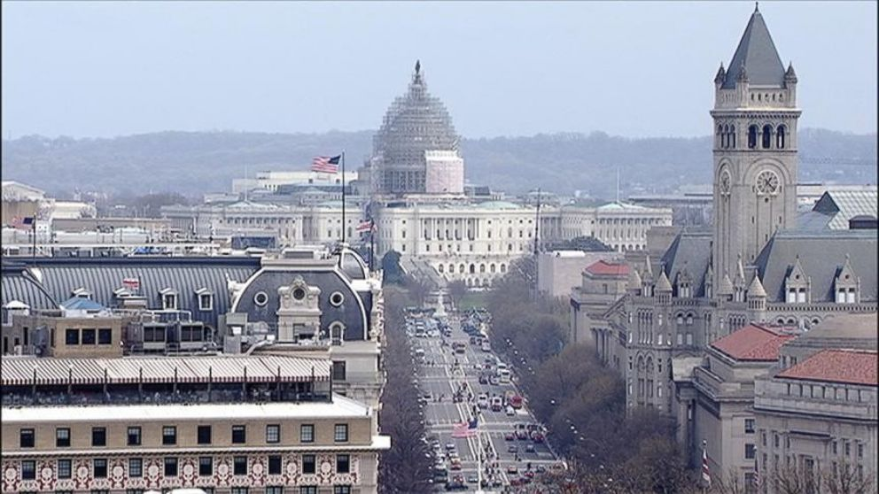 Power Outage Hits Washington Dc Video Abc News