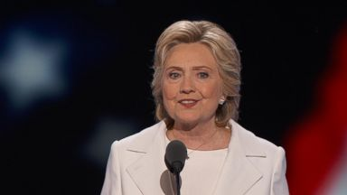Hillary Clinton and the glass ceiling