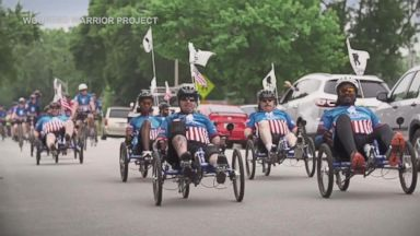 Wounded Warriors Talk About Next Commander in Chief