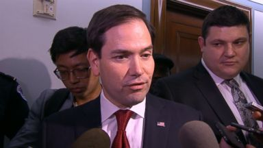 Rubio Won't Say If He'll Vote for Tillerson for Secretary of State
