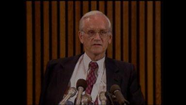 Bill Clinton fires FBI Director William Sessions in 1993