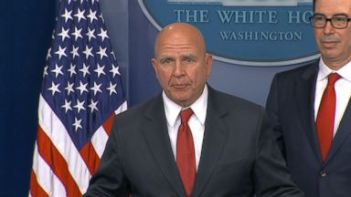 McMaster says he's seeking a 'sustainable outcome' in Afghanistan