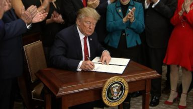 Frustrated by Congress, Trump acts alone on health care