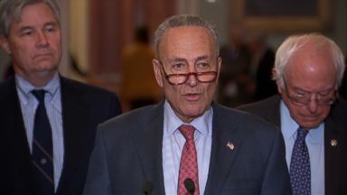 Potential health insurance deal is 'bipartisan,' Schumer says
