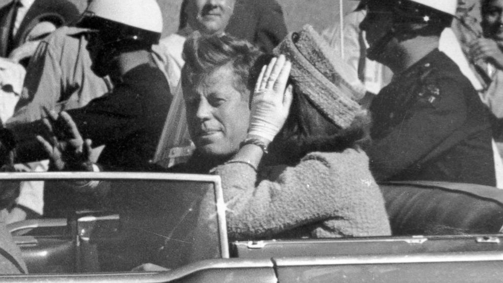 Reports withheld by the fbi in john f kennedy assassination