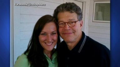 2nd woman accuses Sen. Al Franken of inappropriate touching