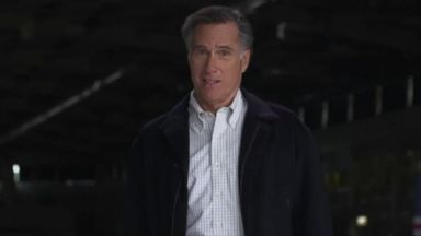 Mitt Romney running for Senate in Utah