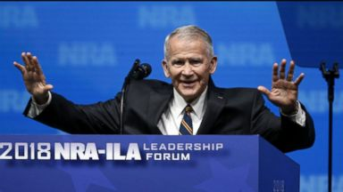 Oliver North, key figure in Iran-Contra scandal, to head the NRA