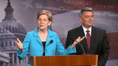 Senators announce bill to protect states' legalization of marijuana