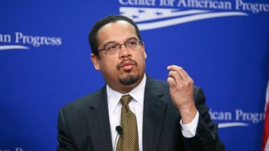 Rep. Keith Ellison denies allegations of abuse against former girlfriend