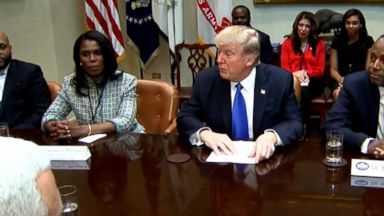 Trump calls Omarosa 'wacky' and 'vicious' after she unveils new tape of president