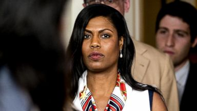 Omarosa's war with the White House