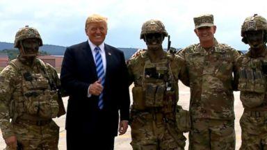 Trump signs defense-authorization bill