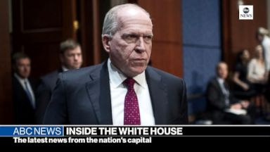 "President Trump says ""I hope"" John Brennan sues"