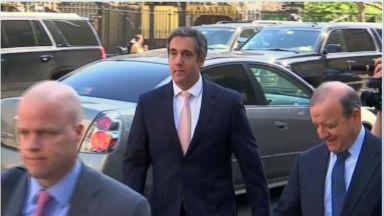 Former Trump attorney Michael Cohen reaches plea deal