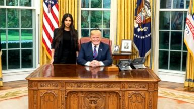 Kim Kardashian West visits the White House for prison reform meeting