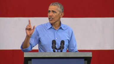 Obama tells Americans to reject 'cynical politics'