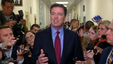 Comey: Hill grilling 'A whole lot of Hillary Clinton's emails'